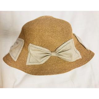 バーニーズニューヨーク(BARNEYS NEW YORK)のアシーナニューヨークガール ATHENA NEWYORK ハット(帽子)