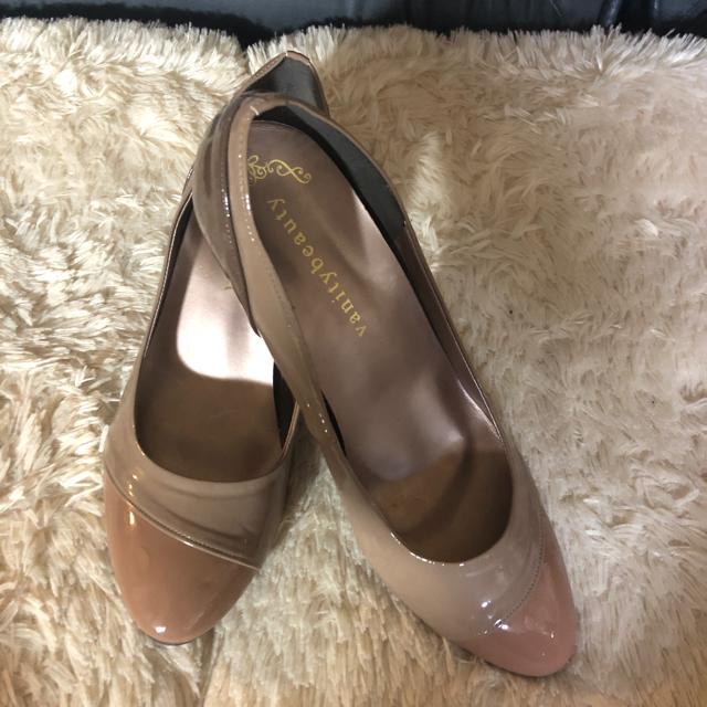 vanitybeauty(バニティービューティー)のバニティービューティー(vanitybeauty) パンプス24.5cm レディースの靴/シューズ(ハイヒール/パンプス)の商品写真