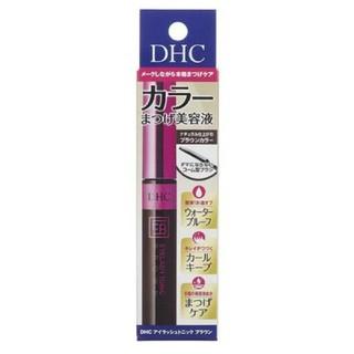 ディーエイチシー(DHC)のDHC★アイラッシュトニック ブラウン 6g★未使用(まつ毛美容液)