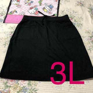 しまむら - ミニスカート 大きいサイズ 3L