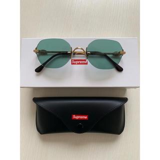 シュプリーム(Supreme)のsupreme  river sun glasses(サングラス/メガネ)