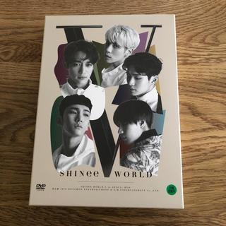 シャイニー(SHINee)のSHINee WORLD V in Seoul DVD(2DVD)(K-POP/アジア)