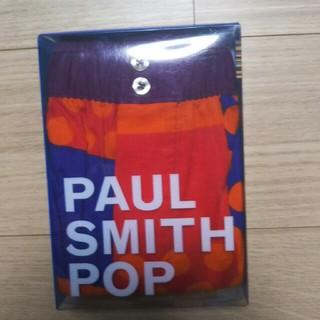 ポールスミス(Paul Smith)のかりんさま専用 新品箱入り ポール・スミス ボードパンツ  M  オレンジ柄(その他)