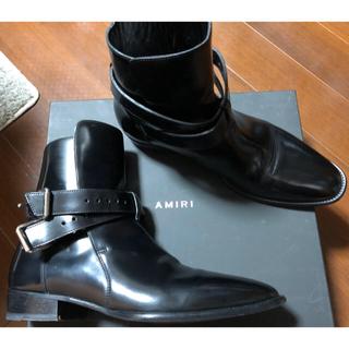サンローラン(Saint Laurent)のamiri ブーツ(ブーツ)