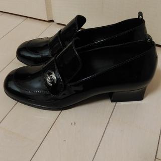 シャネル(CHANEL)の超美品❤シャネル ローファー(ローファー/革靴)