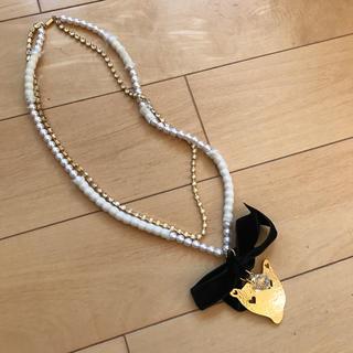 ツモリチサト(TSUMORI CHISATO)のツモリチサト  ネックレス(ネックレス)