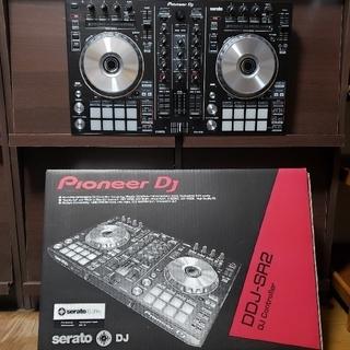 パイオニア(Pioneer)のDDJ-SR2 動作良好(PCDJ)