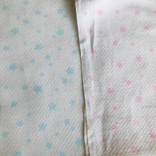 輪オムツ ドット柄ピンク5枚セット(布おむつ)