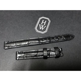 HARRY WINSTON - HW ハリーウィンストン アベニューcミニ用クロコベルト