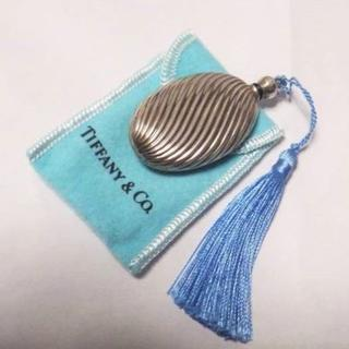 ティファニー(Tiffany & Co.)のティファニー 純銀無垢 925 香水容器 アトマイザー 最高級 シルバー(香水(女性用))