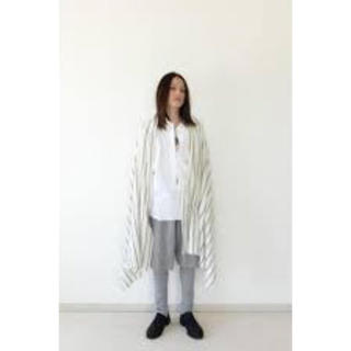 サンシー(SUNSEA)のsunsea 14aw waffle thermal shorts pants(スラックス)