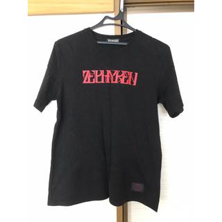 サブサエティ(Subciety)のゼファレン Tシャツ ブラック(Tシャツ/カットソー(半袖/袖なし))