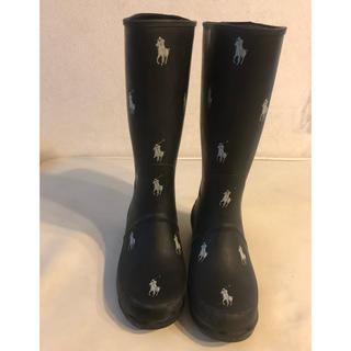ポロラルフローレン(POLO RALPH LAUREN)のポロ ラルフローレン レインブーツ 20cm 長靴(長靴/レインシューズ)