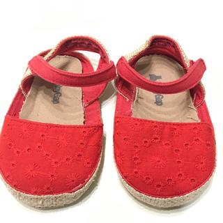 ベビーギャップ(babyGAP)のbaby GAP ベビーシューズ 12-18m(フラットシューズ)
