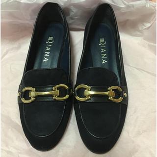 ダイアナ(DIANA)のローファー 金具付き ダイアナ (ローファー/革靴)