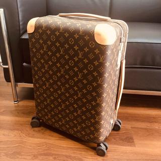 ルイヴィトン(LOUIS VUITTON)の【底値】Louis Vuitton ルイヴィトン スーツケース ホライゾン50(トラベルバッグ/スーツケース)