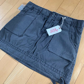 ユニクロ(UNIQLO)のユニクロ ショートスカート ミニスカート レディースL 新品 送料込み(ミニスカート)