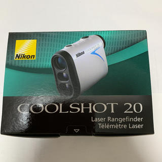 Nikon - Nikon COOLSHOT 20