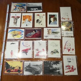 Ferrari - ✨フェラーリ博物館 ポストカード 20枚