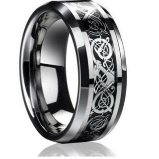 ドラゴンリング (ブラック)(リング(指輪))