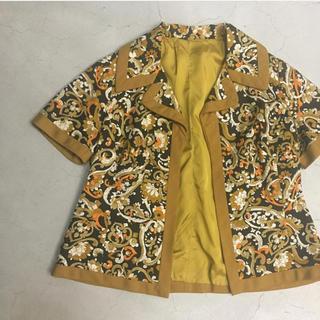 アメリヴィンテージ(Ameri VINTAGE)のvintage ペイズリー シャツ ジャケット (シャツ/ブラウス(半袖/袖なし))