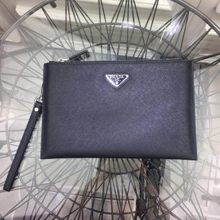 2287bf0d7164 プラダ(PRADA)のPRADA メンズビジネスファッションクラッチ (セカンドバッグ/クラッチバッグ