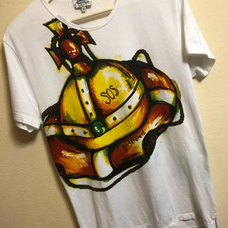 ヴィヴィアンウエストウッド(Vivienne Westwood)のヴィヴィアンウエストウッド  オーブTシャツ(Tシャツ/カットソー(半袖/袖なし))
