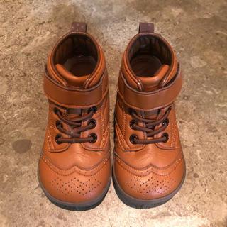 ミキハウス(mikihouse)のミキハウス◆14cm◆ブーツ型シューズ(ブーツ)