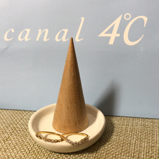canal4℃ - カナル4℃♡新品リング2点