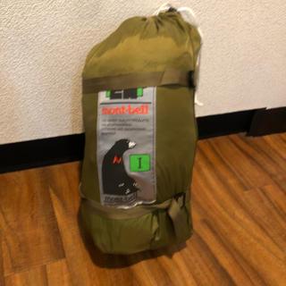 モンベル(mont bell)のモンベル テント ムーンライト1型(テント/タープ)