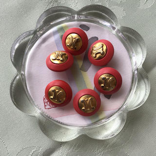 セリーヌ(celine)のCELINE (セリーヌ)のボタン  6個(その他)