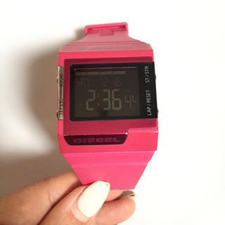 ディーゼル(DIESEL)の【美品】DIESEL デジタル腕時計(腕時計)