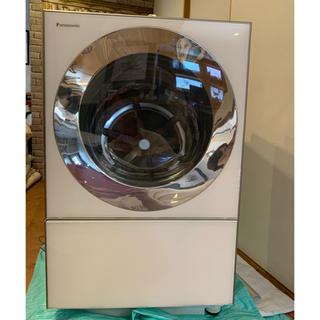 パナソニック(Panasonic)のパナソニック ドラム式洗濯機 CUBLE NA-VG1000R-S(洗濯機)