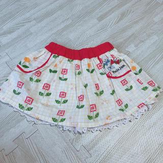 プチジャム(Petit jam)のプチジャム petit jam キュロットスカート 夏物 100(スカート)