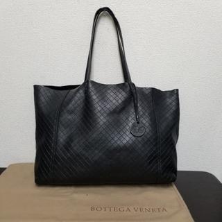 Bottega Veneta - ボッテガヴェネタ トートバッグ 黒 イントレッチオミラージュ