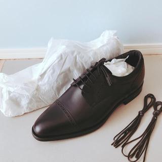 オリヒカ(ORIHICA)の【新品】オリヒカ ビジネスシューズ 革靴 ORIHICA 値下げしました。(ドレス/ビジネス)