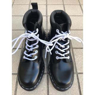ドクターマーチン(Dr.Martens)の美品!!ドクターマーチン 6ホール ブーツ(ブーツ)