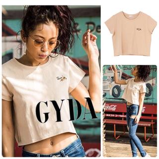 ジェイダ(GYDA)の新品 GYDA ショート丈 Tシャツ ショートT(Tシャツ(半袖/袖なし))