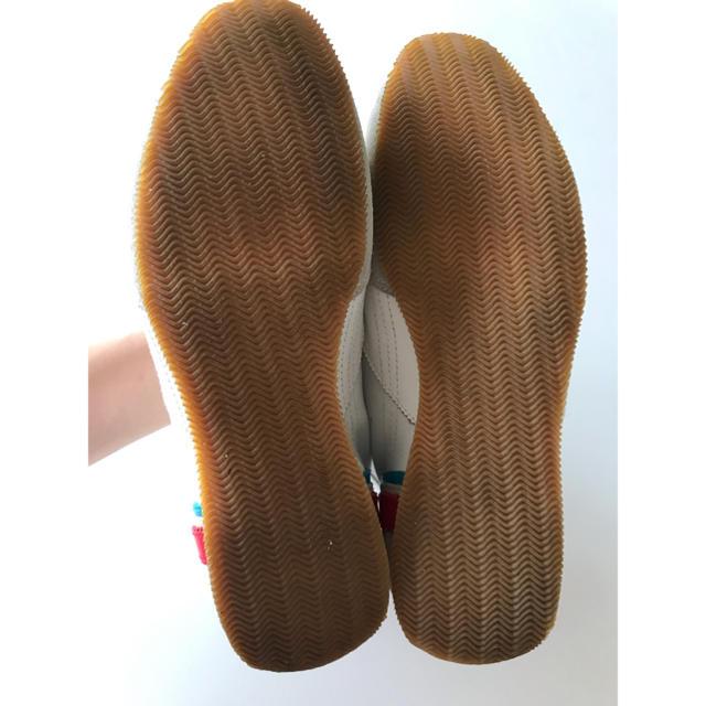 Indian(インディアン)の《値下げ》インディアン ハイカットスニーカー 27.5㎝ メンズの靴/シューズ(スニーカー)の商品写真