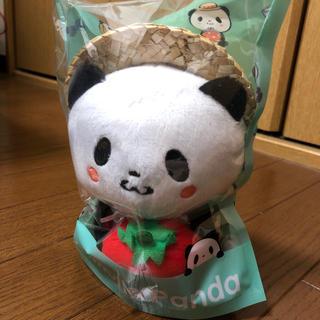 ラクテン(Rakuten)のおかいものパンダ ぬいぐるみ Ragri(ノベルティグッズ)