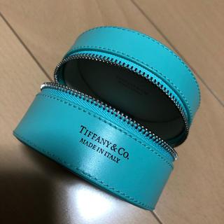 ティファニー(Tiffany & Co.)のティファニー アクセサリー  ケース(小物入れ)
