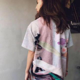 アメリヴィンテージ(Ameri VINTAGE)のAMERI エミリアT(Tシャツ(半袖/袖なし))