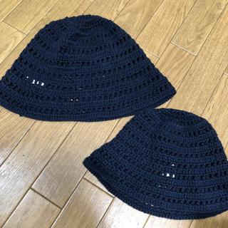 シップス(SHIPS)のships 親子 サマーニット帽(帽子)