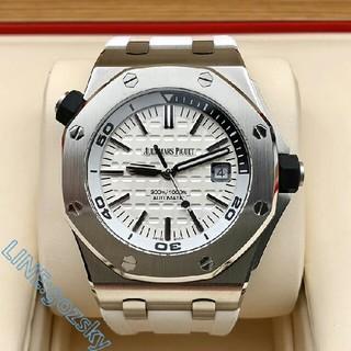 オーデマピゲ(AUDEMARS PIGUET)のオーデマピゲ AP 自動巻き 15710ST.OO.A002CA(腕時計(アナログ))