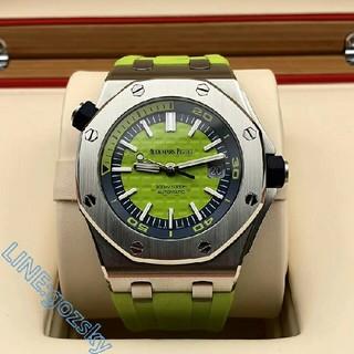 オーデマピゲ(AUDEMARS PIGUET)のオーデマピゲ AP 自動巻き 15710ST.OO.A038CA (腕時計(アナログ))