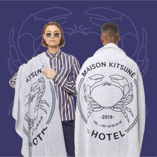 メゾンキツネ(MAISON KITSUNE')のMaison Kitsuné ビーチタオル(その他)