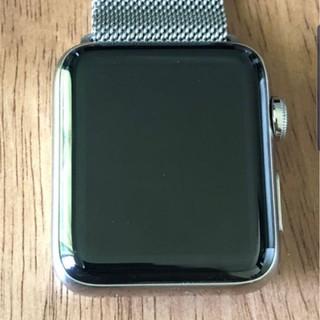 アップルウォッチ(Apple Watch)のApplewatch series3 GPS Cellularモデル(携帯電話本体)