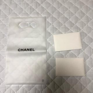 シャネル(CHANEL)の値下げ!CHANEL シャネル メッセージカード 2枚セット(その他)