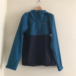 パタゴニア(patagonia)の美品 パタゴニア トレントシェル ジャケット レインジャケット コート S(マウンテンパーカー)