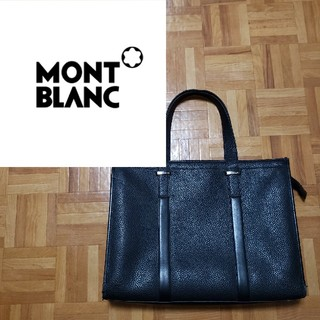モンブラン(MONTBLANC)のモンブラン ブリーフケース レザーバッグ マイスターシュテュック(ビジネスバッグ)